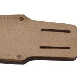 MB HANA Leather Hori Hori Sheath - back enlarged